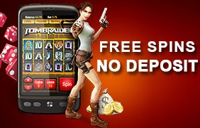 No deposit mobile casino spins